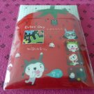 Taiwan Everyday Rabbit Memo Sheets Pack KAWAII
