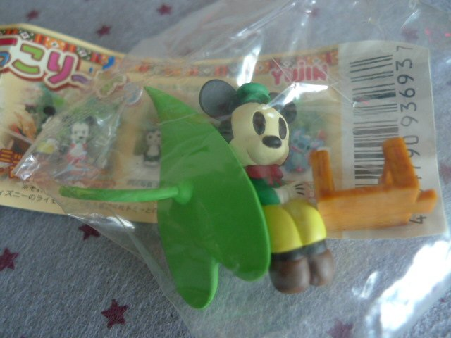 Japan Disney Mickey Mouse Small Ornament KAWAII