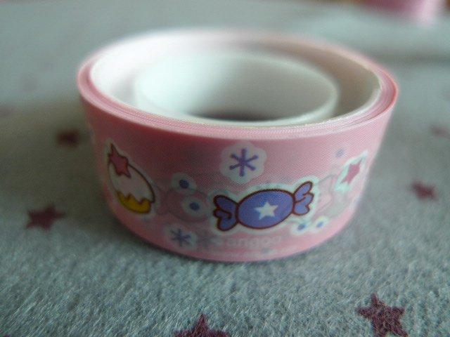 Japan Candy & Dessert Deco Tape KAWAII