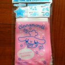 Japan Sanrio Baby Cinnamoroll Zipped Plastic Bags (25 pcs) KAWAII