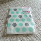 Korea Polka Dots Traffic Card Pocket / Pass Case (Ivory) KAWAII