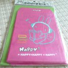 Taiwan Rabbit Happy Together Music Memosets Pack (Pink) KAWAII