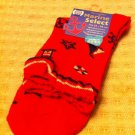 Japan Marine Style Socks (Red Col) Kawaii