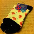 Japan Marine Style Socks (Navy & White Col) Kawaii
