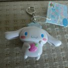 JAPAN Sanrio Baby Cinnamoroll Keychain (moving) KAWAII