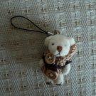 Cute Bear Handphone strap