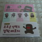 Japan / Korea Domo kun Sticky Memosets (Pink) KAWAII