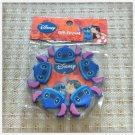 Japan Disney Stitch Heads Clips KAWAII