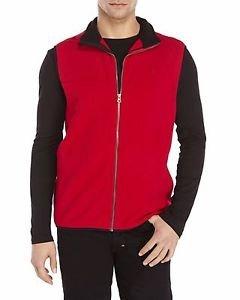 Izod Men's Polar Fleece Vest NEW W TAG
