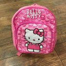 Sanrio Hello Kitty Toddler Girls Kids Preschool Mini Backpack Bag - Pink