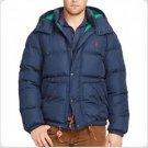 NWT Ralph Lauren Elmwood Down Jacket COLOR: Portland Navy SIZE: XL Orig. $345