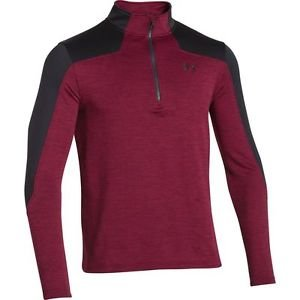 Under Armour Men's Gamut 1/4 Zip Large Color Red (Retail $89.99) NEW W TAG