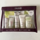 Caudalie Favorites Kit with Travel Makeup Case ALL NEW/NEVER TESTED
