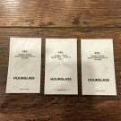 Lot of 3 Hourglass Veil Mineral Primer SPF 15 Sample Packet 0.03oz each