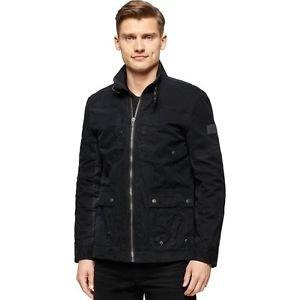 NWT Calvin Klein Off Road Jacket BLACK SIZE XL Orig $168.00