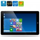 Chuwi Vi10 Ultimate Tablet PC - Licensed Windows 10 OS