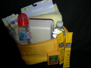 9-1-1 Baby Emergency Kit