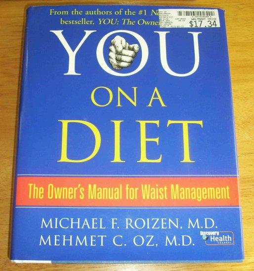 You On A Diet  Book by Mehmet Oz  Michael Rozen
