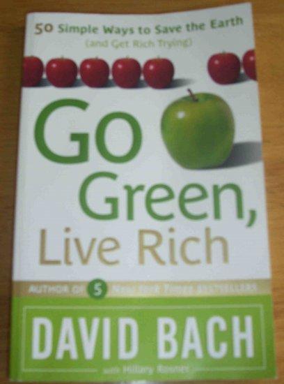 Go Green, Live Rich Book by David Bach