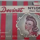 Vintage Grey Devinet Nylon Hair Net