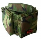 NATO® Tactical Survival™ Gun Range Bag Military Camo