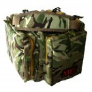 NATO® Tactical Survival™ Gun Range Bag Woodland Camo