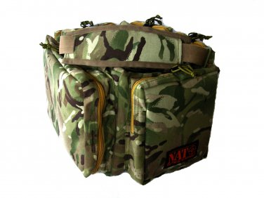 NATO® Tactical Survival� Gun Range Bag Woodland Camo