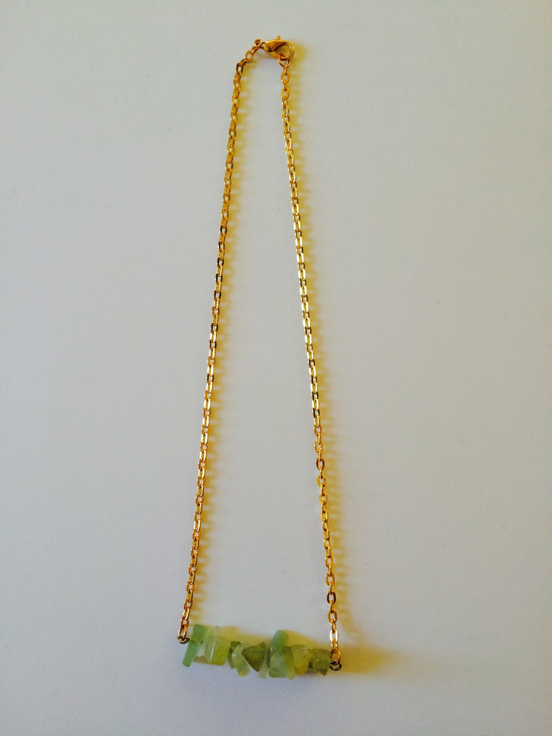 Sea Glass Horizon Necklace
