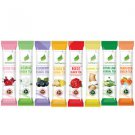Lecharm Herbal Flower Tea Fruit Tea Samplers 16 sachets, Natural Ingredients
