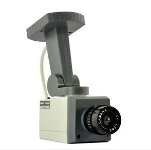 The Motion Detector Fake Security Camera