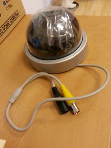 Refurbished 3.6mm Color CCD Dome Camera