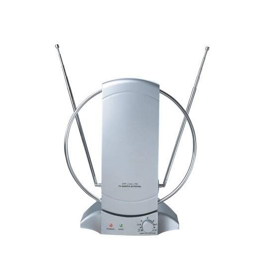 LAVA HD-468 Indoor HDTV Antenna with 20% Stronger Digital Signal