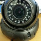 Used Outdoor 600 TVL Eyeball IR Varifocal Camera With It Sensor