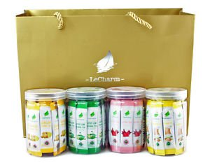 Variety Herbal Tea Extract Gift Set Include a Gift Bag