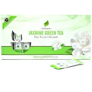 Jasmine Green Tea Powder 20 Sachets