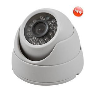 INFRARED EYEBALL HIGH RESOLUTION Surveillance Security CAMERA Day Night Vision