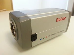 Used Color Video CCD Camera