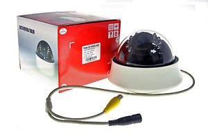 "Bolide 1/4"" Sony Super HAD 700TVL 2.8-12 mm Varifocal IR Color Dome Camera"