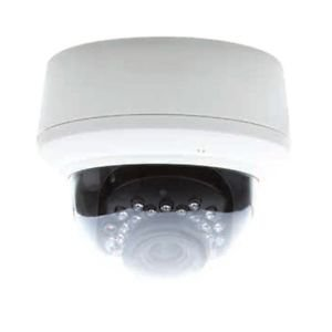 Indoor IP Dome Camera With 600 TVL Resolution