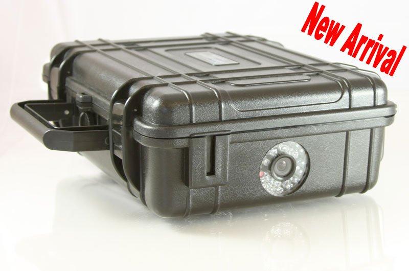 Outdoor Night Vision Tool Box Motion Activated DVR Hidden Spy Camera BM3242