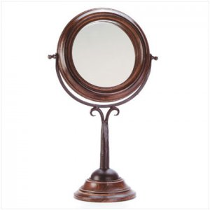 Mango Wood Dresser Mirror