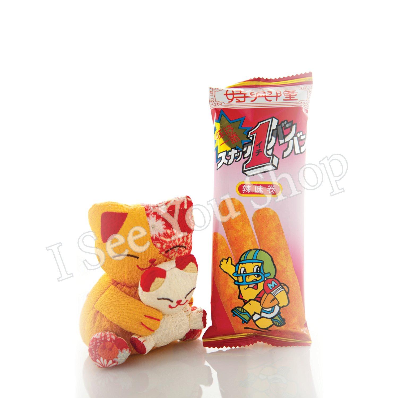 ���辣�� Sze Hing Loong Chilli Corn Roll 15g