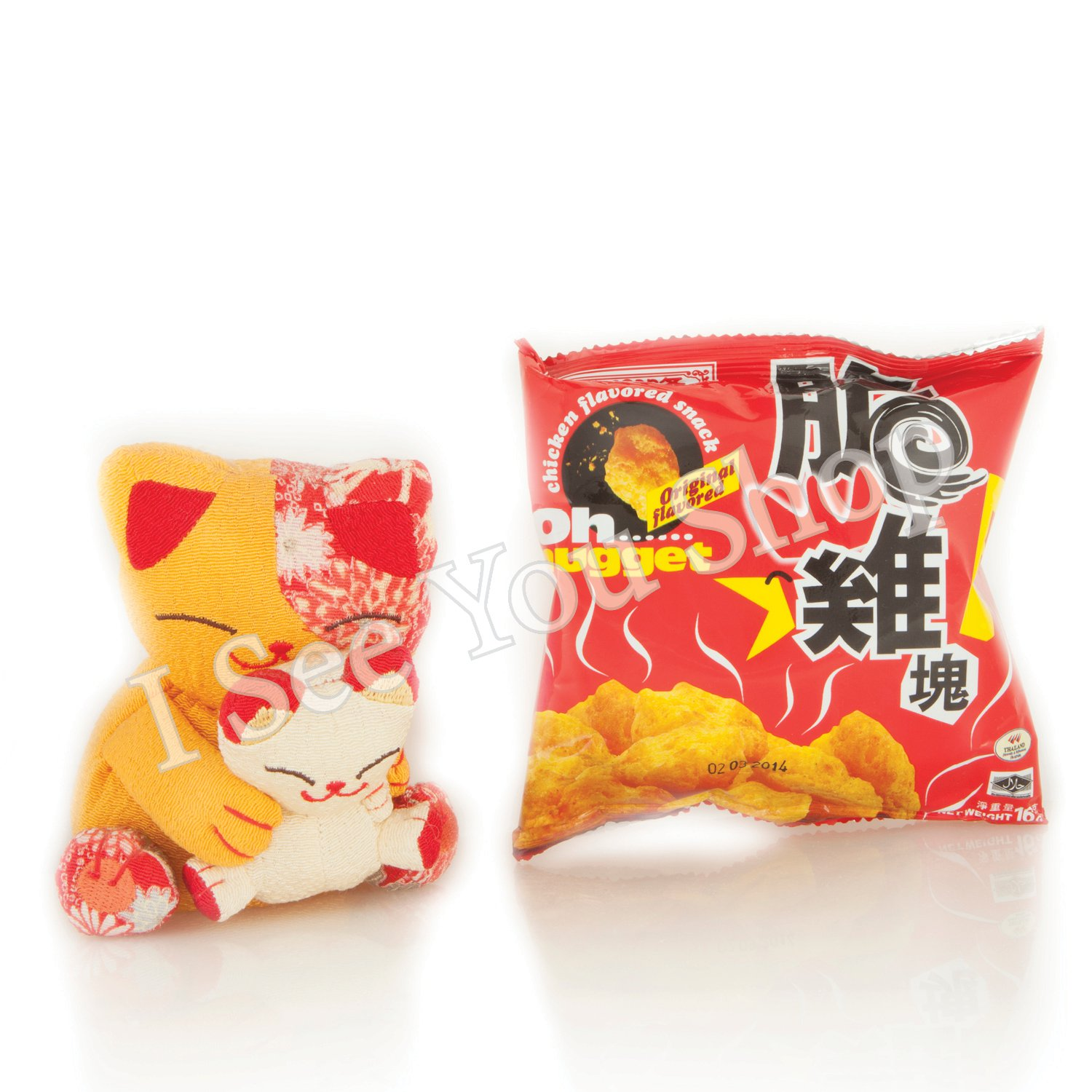 ��� ����� Sze Hing Loong Oh�Nugget Chicken Flavoured Snack 16g