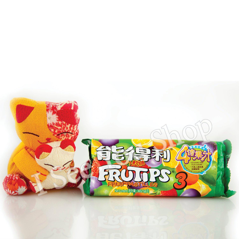 �巢 ������� Nestle Fruit Flovored Pastilles 3x52.5g