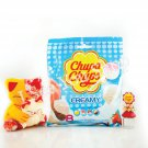 珍寶珠 奶味袋裝糖 Chupa Chups Assorted Creamy Flavor Lollipops (8 Lollipops) 96g