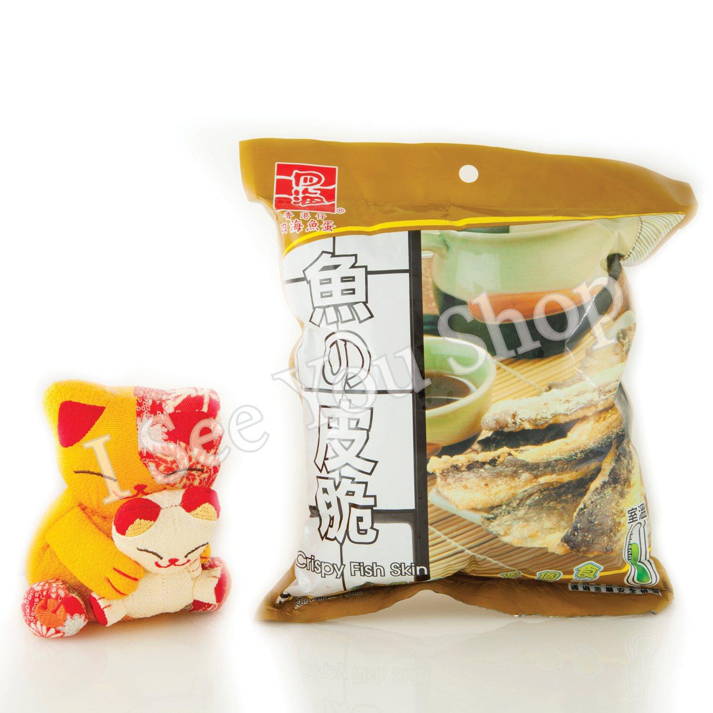 �海������ Four Seas Crispy Fish Skin Original Flavor 60g