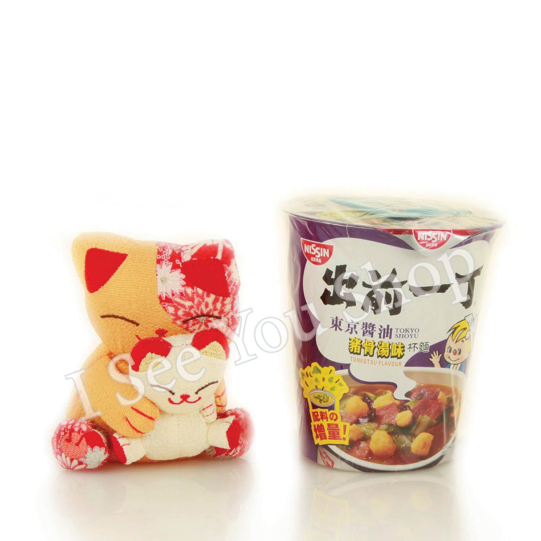 ���� 豬骨�湯��麵 75g Nissin Tokyo Shoyu Tonkotsu Flavour Cup Noodles 75