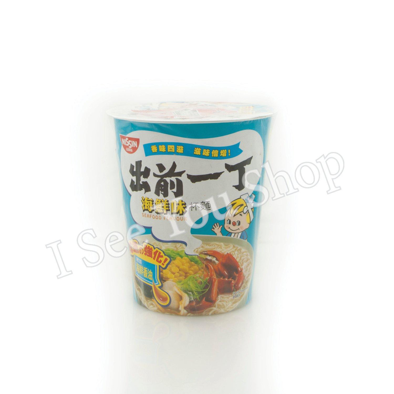 ���� 海鮮��麵 Nissin Seafood Flavor Cup Noodles 75g