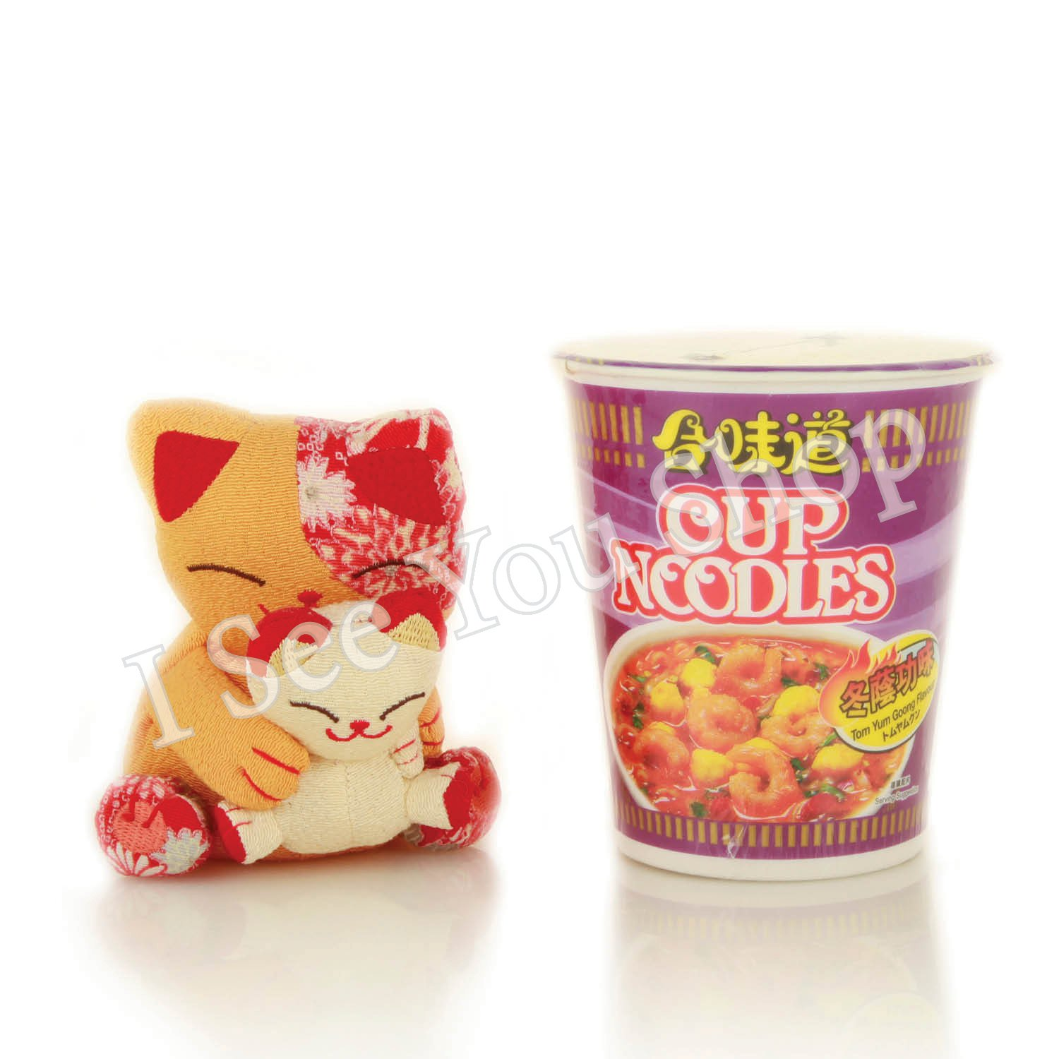 ��� ���� Nissin Tom Yum Gong Flavour 75g