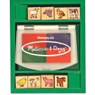 Baby Zoo  Animals Stamp Set
